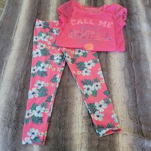 Girl's outfit size 10